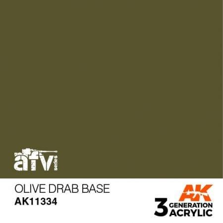 AK11334 OLIVE DRAB BASE