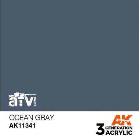 AK11341 OCEAN GRAY (FS35164)