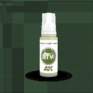 AK11345 APC INTERIOR LIGHT GREEN (FS24533)
