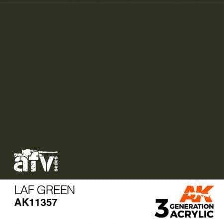 AK11357 LAF GREEN