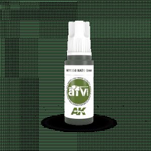 AK11358 NATO GREEN