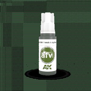 AK11364 FRENCH ARMY GREEN