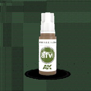 AK11385 S.C.C. NO.2 BROWN
