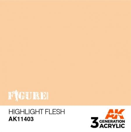 AK11403 HIGHLIGHT FLESH
