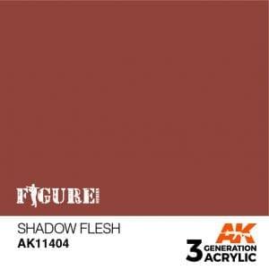 AK11404 SHADOW FLESH