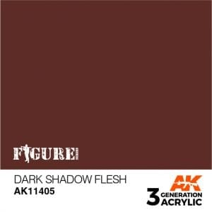 AK11405 DARK SHADOW FLESH