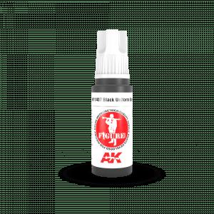 AK11407 BLACK UNIFORM BASE