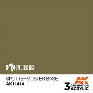 AK11414 SPLITTERMUSTER BASE
