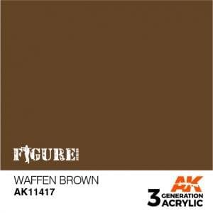 AK11417 WAFFEN BROWN