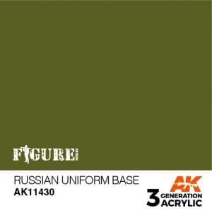 AK11430 RUSSIAN UNIFORM BASE