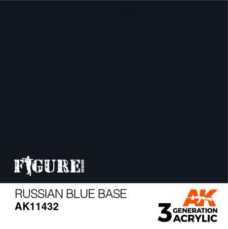 AK11432 RUSSIAN BLUE BASE