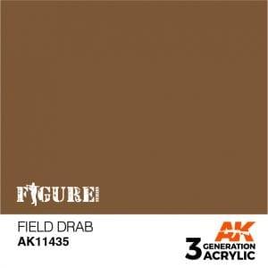AK11435 FIELD DRAB