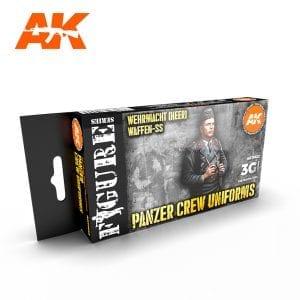 AK11622 PANZER CREW UNIFORMS