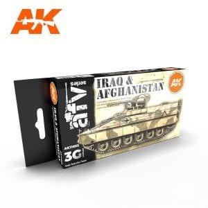 AK11655 IRAQ & AFGHANISTAN