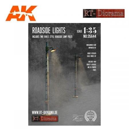 RTD35644 Roadside Lights