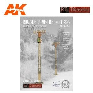 RTD35650 Roadside Powerline