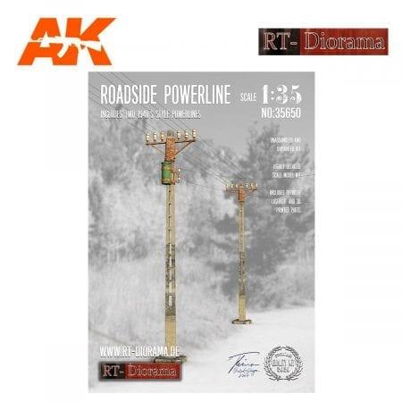 RTD35650 Roadside Powerline