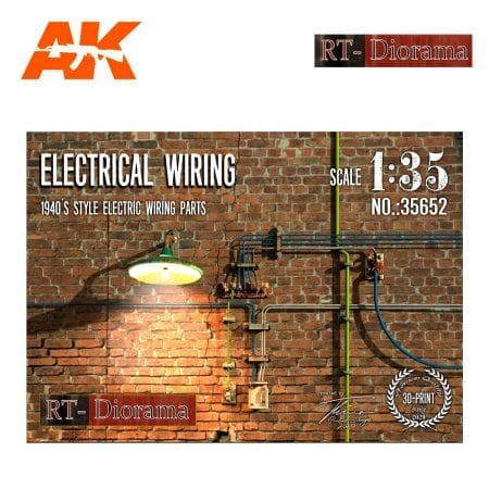 RTD35652 Electrical Wiring Set