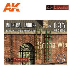RTD35655 Industrial Ladders