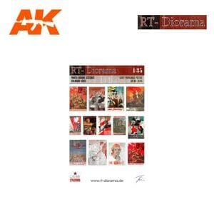 RTD35761 Printed Accessories: Soviet Propagande Posters