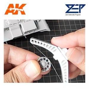 ZEP MSA01 Sanding holder small