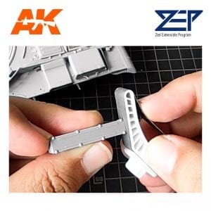 ZEP MSA02 Sanding holder large
