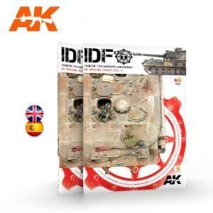 AK4845 TANKER SPECIAL IDF 2