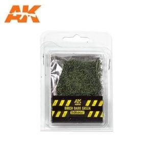 AK8156 BIRCH DARK GREEN LEAVES