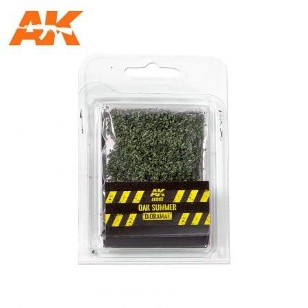 AK8157 OAK SUMMER LEAVES