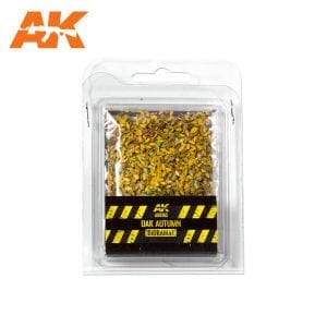 AK8162 OAK AUTUMN LEAVES 1/35