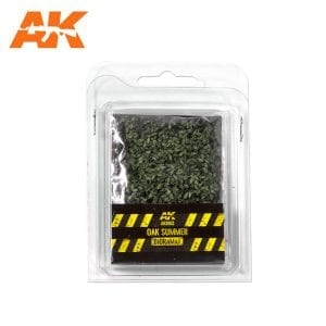 AK8163 OAK SUMMER LEAVES 1/35