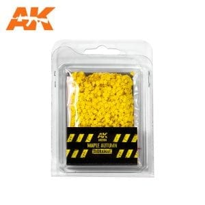 AK8164 MAPLE AUTUMN LEAVES