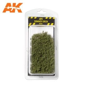 AK8166 SUMMER GREEN SHRUBBERIES