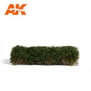 AK8168 SUMMER DARK GREEN SHRUBBERIES 1:35 / 75MM / 90MM