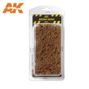 AK8170 AUTUMN BROWN SHRUBBERIES 1:35 / 75MM / 90MM