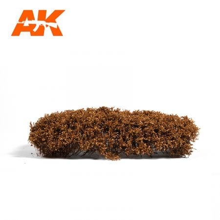 AK8170 AUTUMN BROWN SHRUBBERIES 1:35 / 75MM / 90MM
