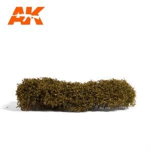 AK8172 LATE SUMMER GREEN SHRUBBERIES 1:35 / 75MM / 90MM