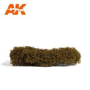 AK8172 LATE SUMMER GREEN SHRUBBERIES 1:35 / 75MM / 90MM