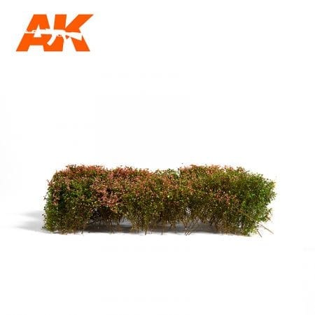 AK8173 BLOMMING PINK SHRUBBERIES 1:35 / 75MM / 90MM