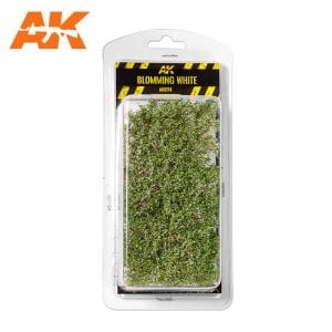 AK8174 BLOMMING WHITE SHRUBBERIES 1:35 / 75MM / 90MM