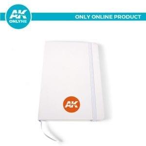 AK908A ak notebook a5 akinteractive