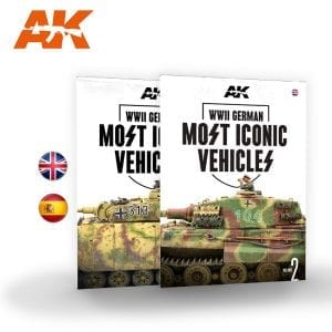 AKPACK50 ICONIC VEHICLES VOL 1 and 2