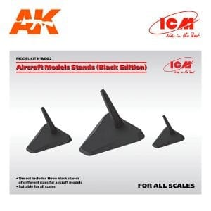 ICM A002 Aircraft Stand