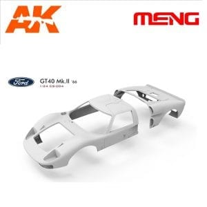 MM CS-004_2 akinteractive gt40 scale 1/24
