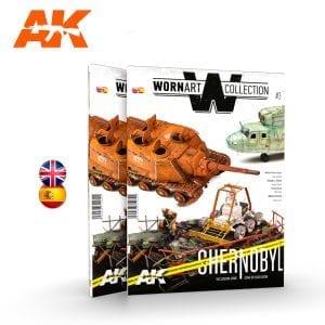 AK4905 - WORN-ART-3 - CHERNOBYL