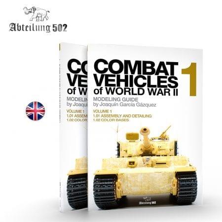 ABT611 COMBAT VEHICLES OF WWII VOLUME 1