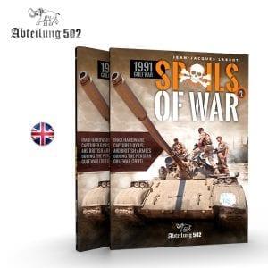ABT750 SPOILS OF WAR Vol. 2