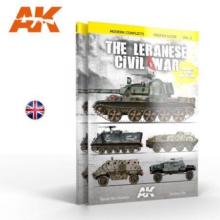 AK285 WARS IN LEBANON VOL. 2