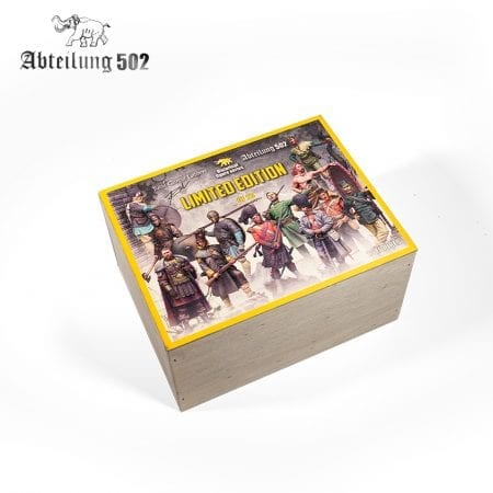 ABT1023 LIMITED EDITION BOX