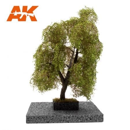 AK8185 WEEPING WILLOW SUMMER 1:72 / ho